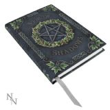 Book Of Shadows- Ivy pentagram journal